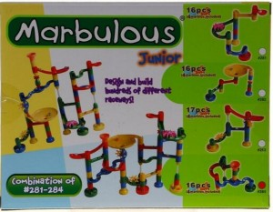 ����� ������ ������ Marbulous Junior (16 ���.)
