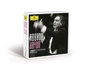 Audio CD Claudio Abbado. Haydn
