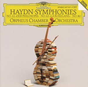 Audio CD Orpheus Chamber Orchestra. Haydn: Symphonies No.22, 63 & 80