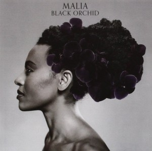Audio CD Malia. Black orchid