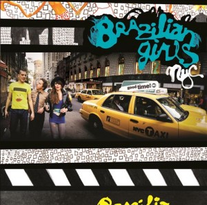 Audio CD Brazilian Girls. New York City