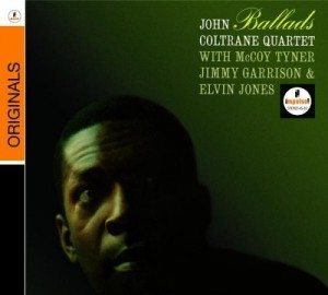 Audio CD John Coltrane. Ballads