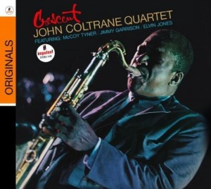 Audio CD John Coltrane. Crescent