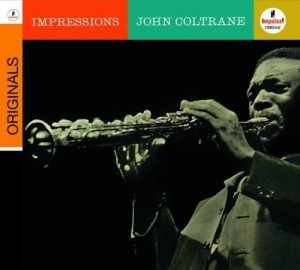 Audio CD John Coltrane. Impressions