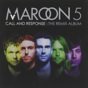 Audio CD Maroon 5. Call And Response: The Remix Album