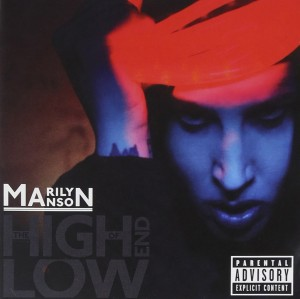 Audio CD Marilyn Manson. The high end of low (Deluxe)