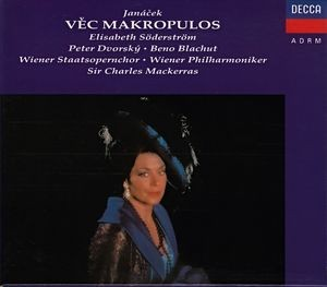 Audio CD Sir Charles Mackerras. Janacek: Vec Makropulos/ Lachian Dances