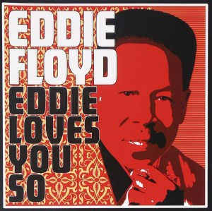 Audio CD Eddie Floyd. Eddie loves you so