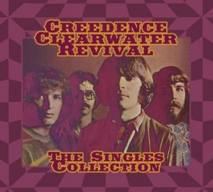 DVD + Audio CD Creedence clearwater revival. The singles collection