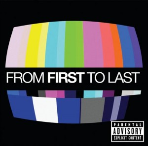 Audio CD From first to last. From first to last