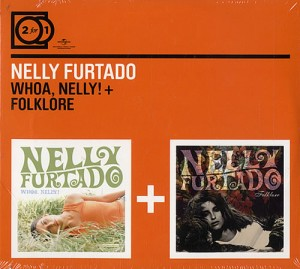 Audio CD Nelly Furtado. Whoa, Nelly/ Folklore