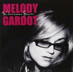 Audio CD Melody Gardot. Worrisome heart