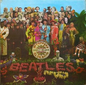 Audio CD The Beatles. SGT Pepper's Lonely Hearts Club Band