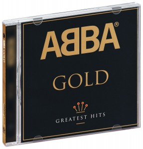 Audio CD ABBA Gold. Greatest Hits