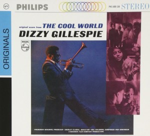Audio CD Dizzy Gillespie. The cool world