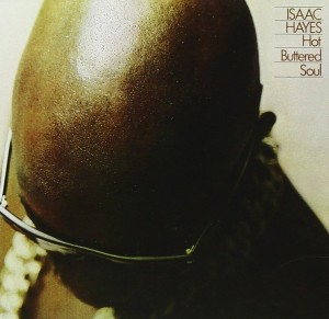 Audio CD Isaac Hayes. Hot buttered soul (deluxe)
