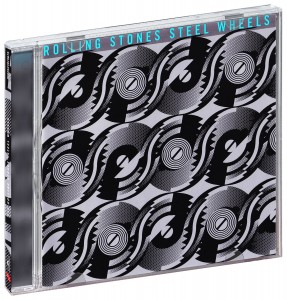 Audio CD The Rolling Stones. Steel Wheels
