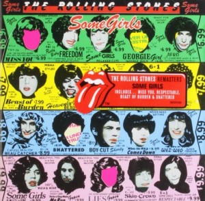 Audio CD The Rolling Stones. Some Girls