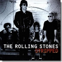 Audio CD Rolling Stones. Stripped