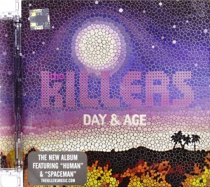 Audio CD The Killers. Day & Age