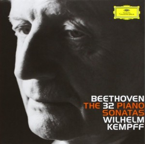 Audio CD Wilhelm Kempff. Beethoven: The 32 Piano Sonatas