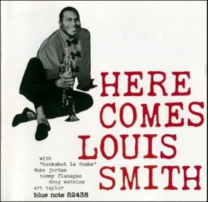 Audio CD Louis Smith. Here Comes Louis Smith