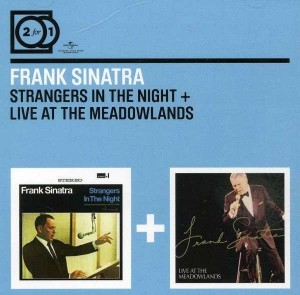 Audio CD Frank Sinatra. Live At The Meadowlands (rem)
