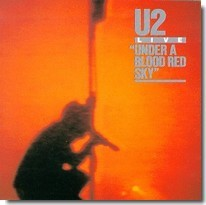 Audio CD U2. Under A Blood Red Sky
