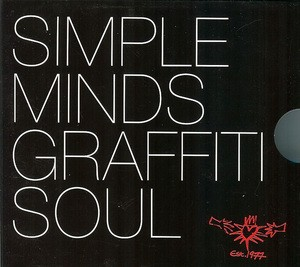 Audio CD Simple Minds. Graffiti Soul