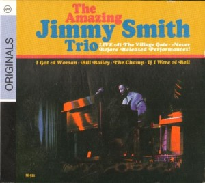 Audio CD Jimmy Smith. Live at the Village Gate
