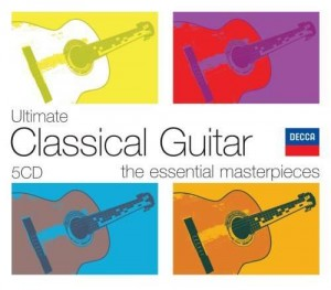 Audio CD Various Artists. Ultimate Classical Guitar