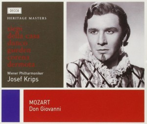 Audio CD Various Artists. Mozart: Don Giovanni