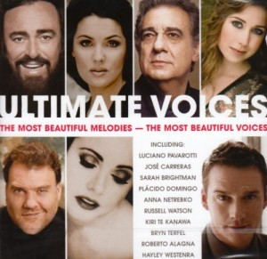Audio CD Сборник. Ultimate Voices