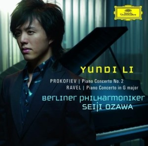 Audio CD Yundi Li. Prokofiev: Pno Cto No.2; Ravel: Pno Cto In G Major