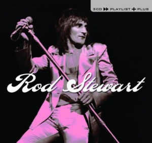 Audio CD Rod Stewart. Playlist Plus
