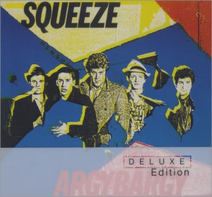 Audio CD Squeeze. Argy Bargy (Deluxe)