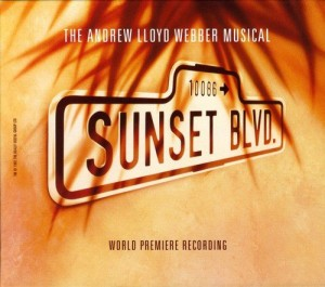 Audio CD Original Cast. Sunset Boulevard
