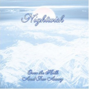 Audio CD Nightwish. Over The Hills And Far Away