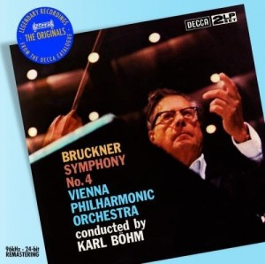 Audio CD Karl Boehm. Bruckner: Symphony No.4