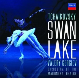Audio CD Valery Gergiev. Tchaikovsky: Swan Lake (highlights)