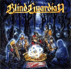 Audio CD Blind Guardian. Somewhere Far Beyond