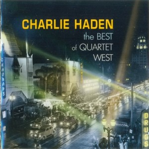 Audio CD Charlie Haden. The Best Of Quartet West