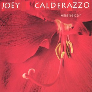 Audio CD Joey Calderazzo. Amanecer