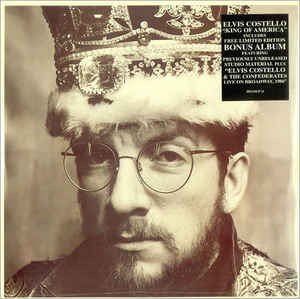 Audio CD Elvis Costello. The Costello Show: King Of America