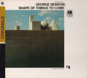Audio CD George Benson. Shape Of Things To Come