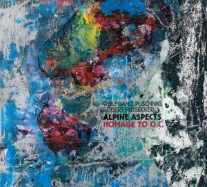 Audio CD Wolfgang Puschnig and Robert Pussecker. Alpine Aspects: Homage To O.C.