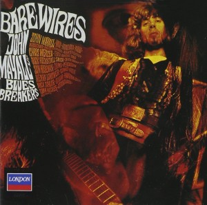 Audio CD John Mayall. Bare Wires (rem)