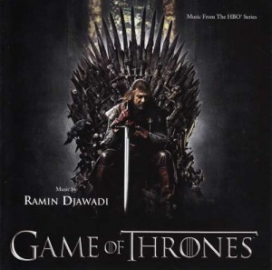Audio CD Ost. Game Of Thrones