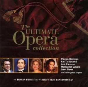 Audio CD Various Artists. Ultimate Opera