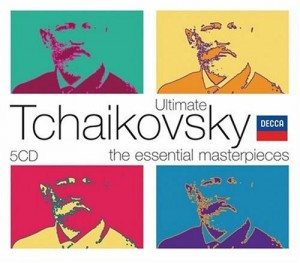 Audio CD Сборник. Ultimate Tchaikovsky